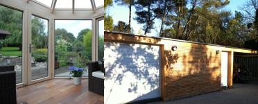 veranda et extensions
