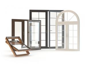 Fenêtres Alu, Bois, PVC Falicon